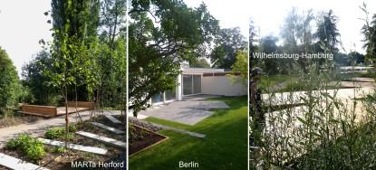 jardins 2012